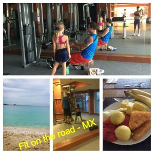 Fit on the Road - Cancun