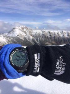 Bagging Peaks in the Rockies