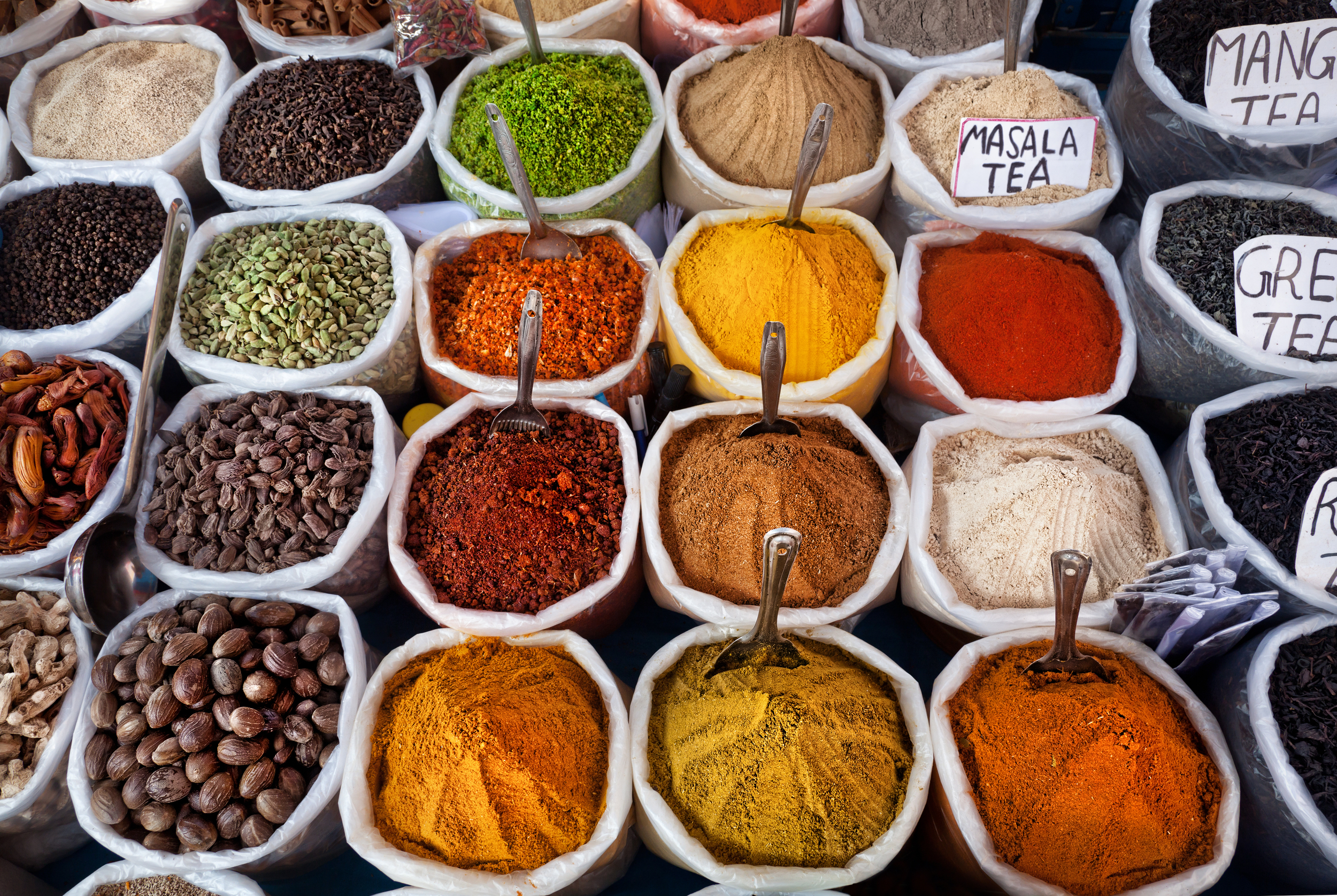 Indian super spice for 4 spice indian cuisine