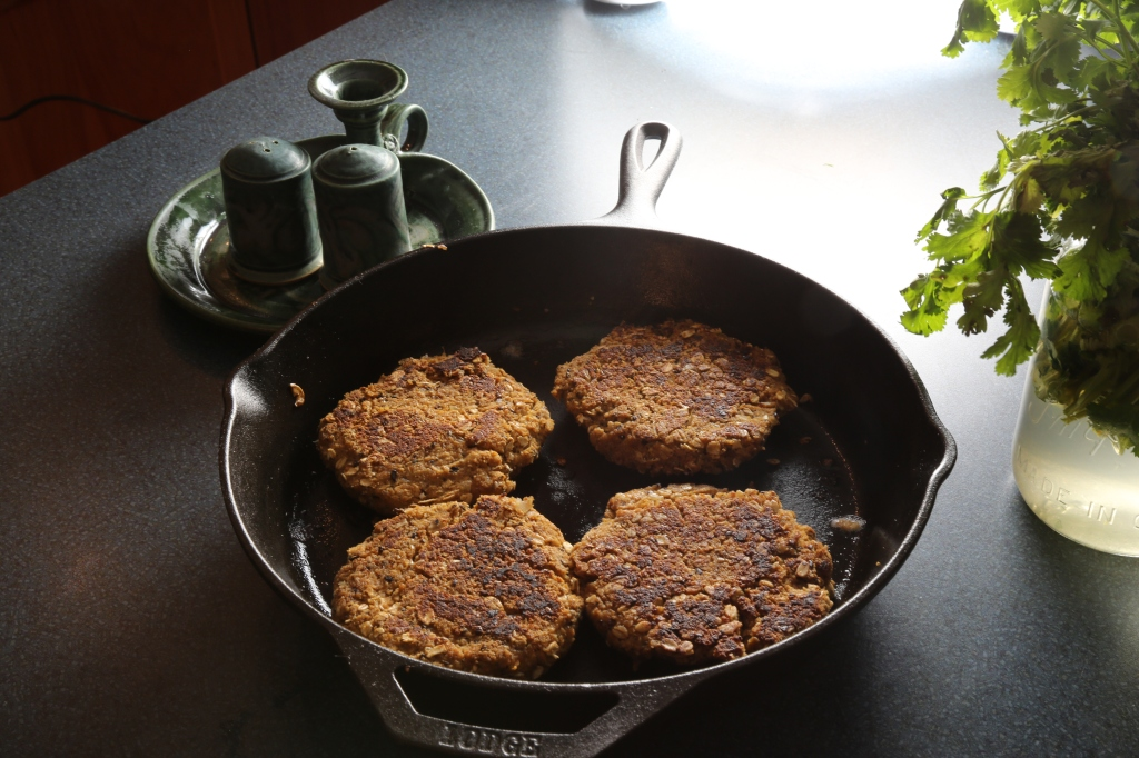 A greater tofu patty was never created.
