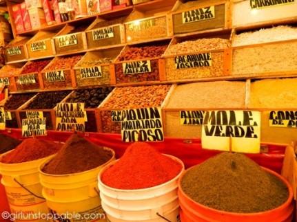 Mexico's spellbinding spice markets.